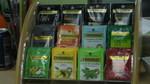 An array of teas
